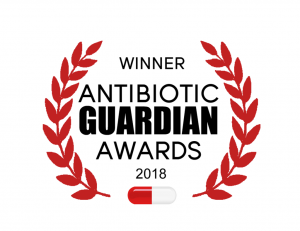 Antibiotic Guardian Winner 2018